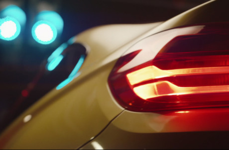 BMW  M4 Commercial